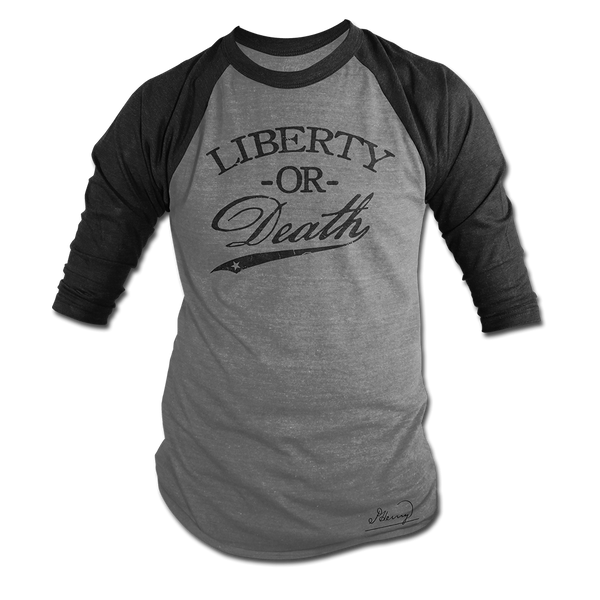 2fcfcea01159 Liberty Or Death Jersey - Blacked Out