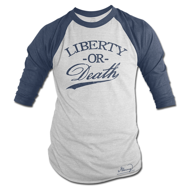 Liberty Or Death Jersey