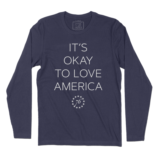 Love America Long Sleeve