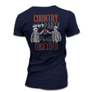 May 2019 Tee Party Country Over Party - Women's