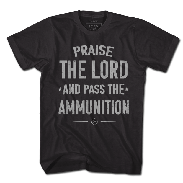 Pass The Ammo - Blacked Out (LIMITED)