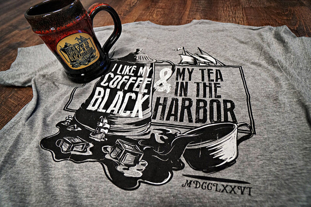 Tea In The Harbor - Grey
