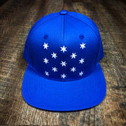 Washington HQ Flag Snapback