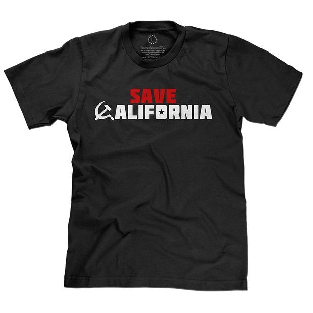 Save California - Black