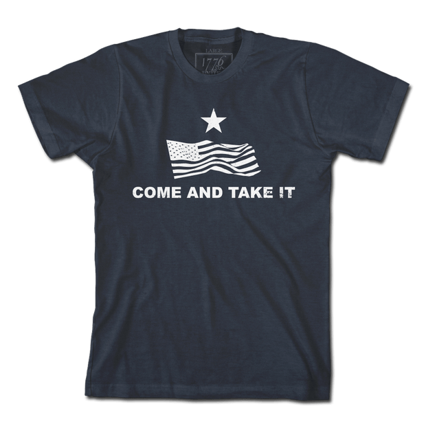 Come and Take it - American Flag