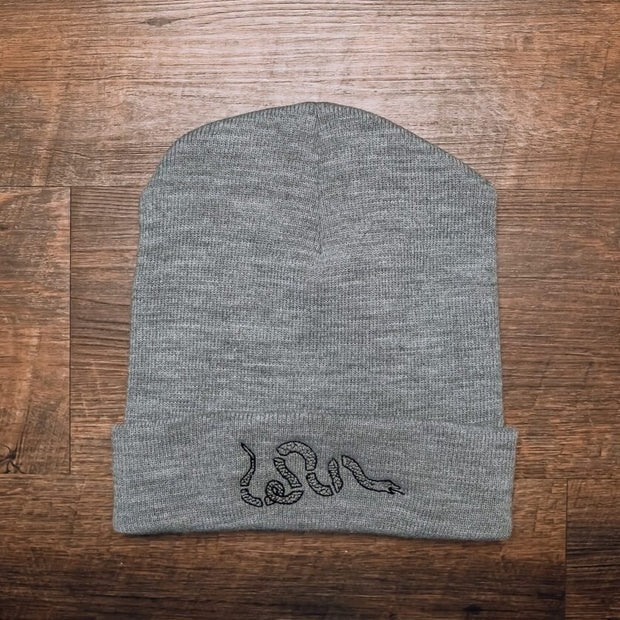 Join or Die Snake Beanie