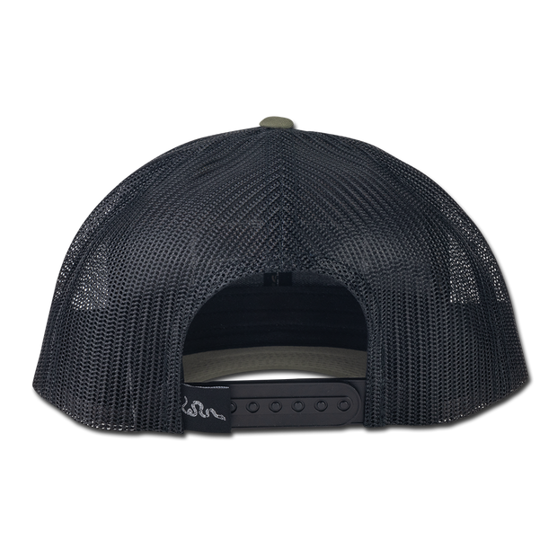 1776 United® Snake Patch Mesh Snapback