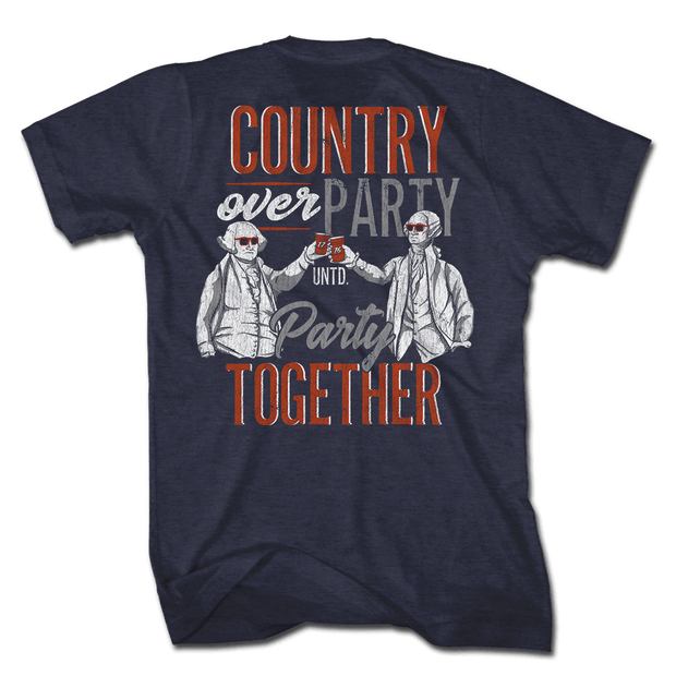May 2019 Tee Party Country Over Party