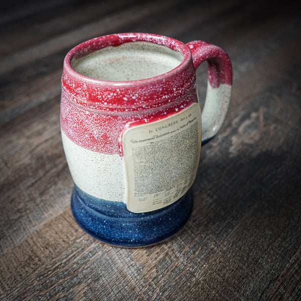 The Declaration Tankard - Old Glory Edition (LIMITED)