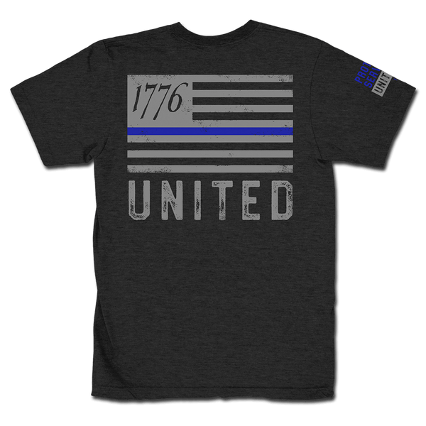 Thin Blue Line - Charcoal - PRE-ORDER