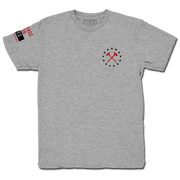 Thin Red Line - Grey