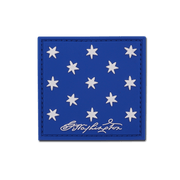 Washington HQ Flag PVC Patch
