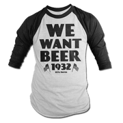 We Want Beer Jersey