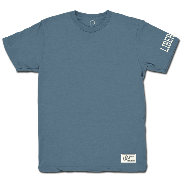 1776 United® Basic Tee - Indigo