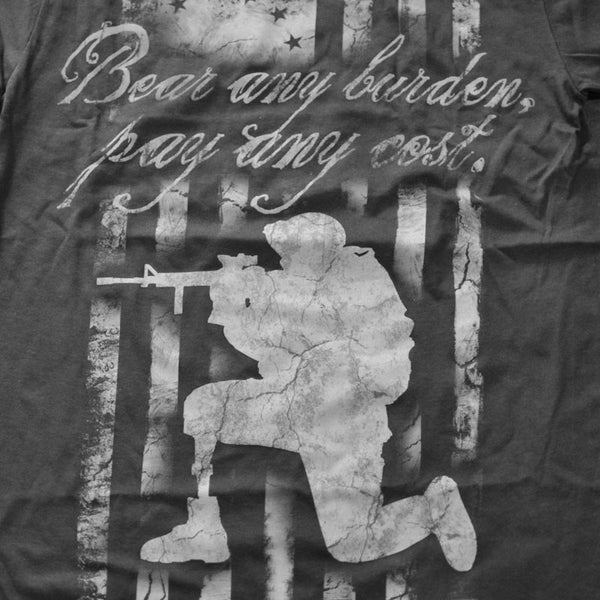Bear any Burden - Black - Shirt - 1776 United