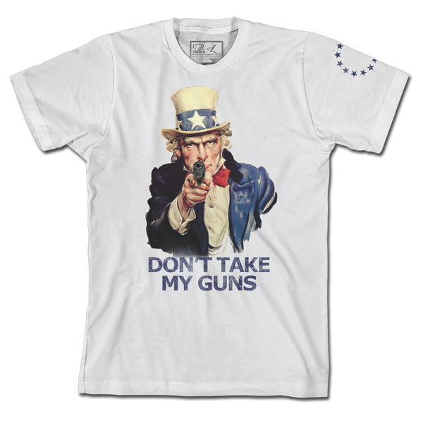 Don't Take My Guns - Shirt - 1776 United