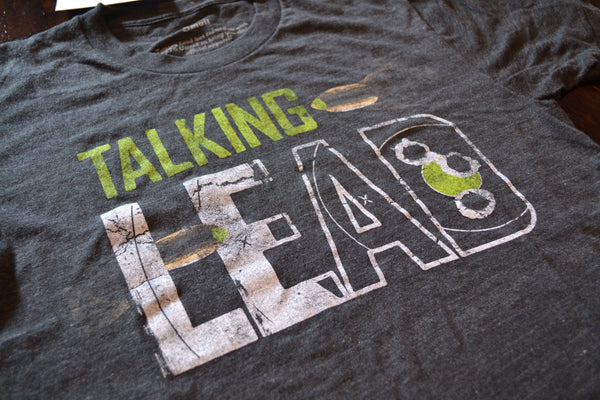 Talking Lead Logo Tee - Shirt - 1776 United