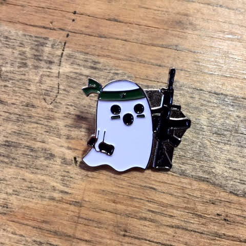 Ghost Gun Operator Pin - Pin - 1776 United