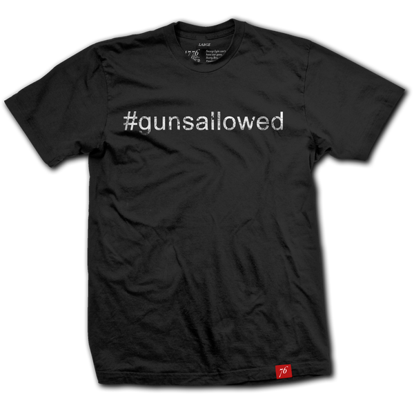 #gunsallowed - Shirt - 1776 United