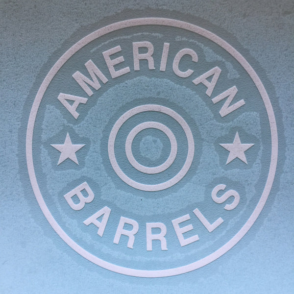 American Barrels Decal