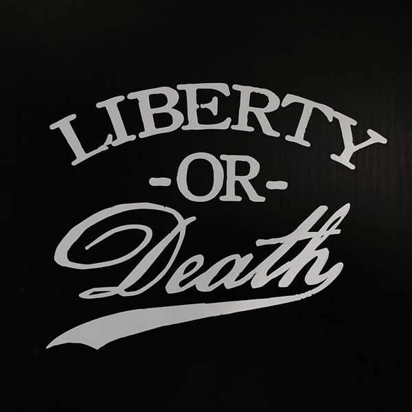 Liberty or Death Decal - Decal - 1776 United