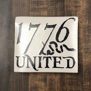 1776 United® Logo Decal