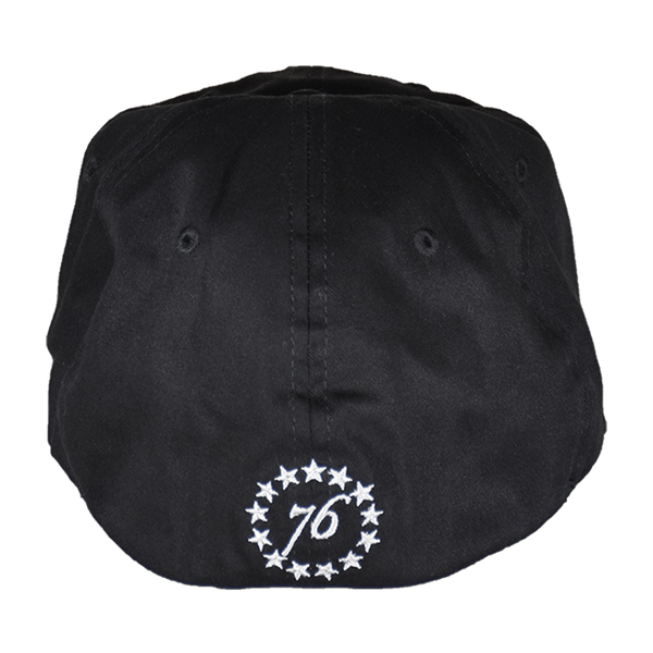 1776 United® Logo Flexfit Don't Tread On Me Edition - CURVED BILL