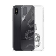 Join or Die Snake iPhone Case