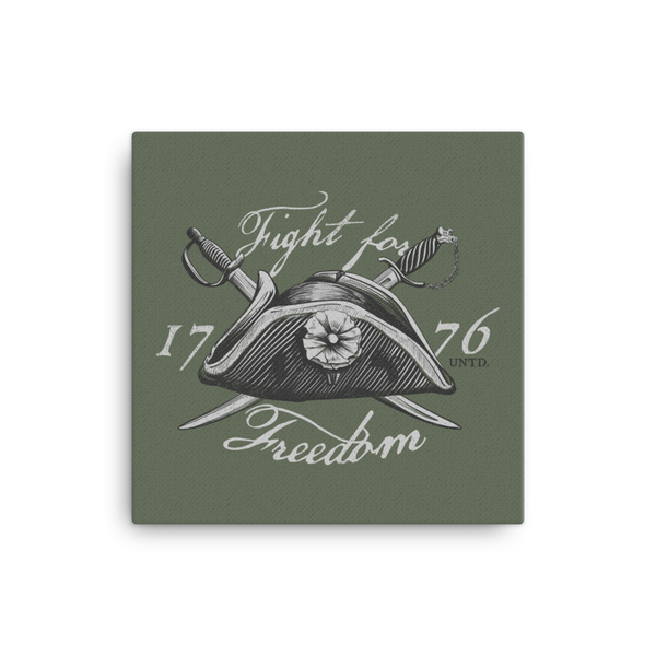 Fight For Freedom Canvas