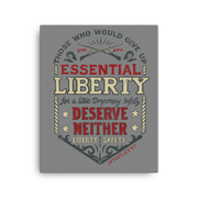 Essential Liberty Canvas