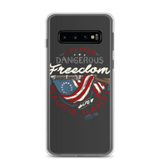 Dangerous Freedom Samsung Case