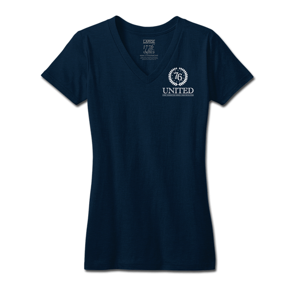 Moultrie Flag Tee - Women's - Shirt - 1776 United