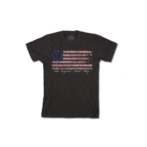 Original Rebel Flag - Youth - Shirt - 1776 United