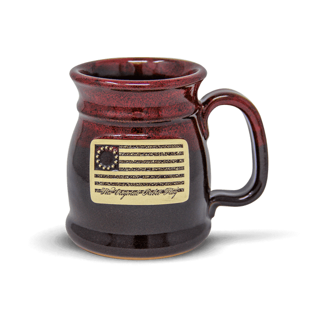 Original Rebel Flag Tankard