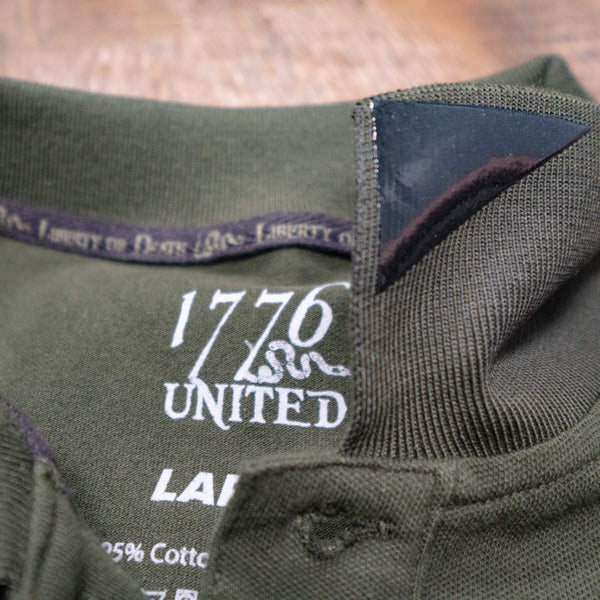 1776 United® Signature Polo - OD Green