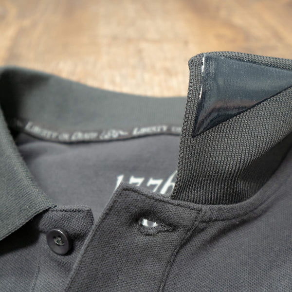 1776 United® Signature Polo - Charcoal
