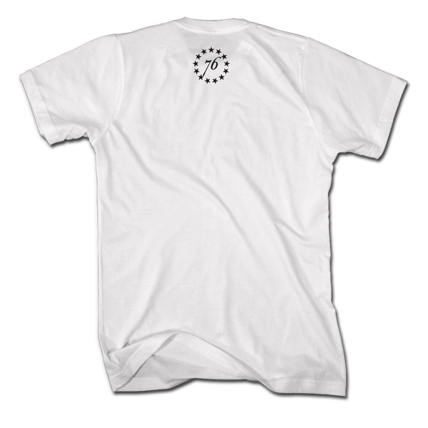 Save California - White - Shirt - 1776 United