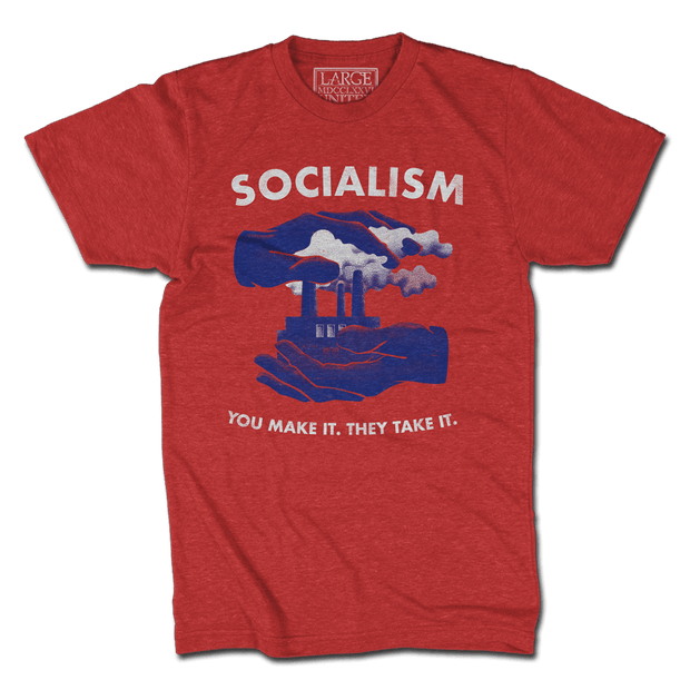 Socialism - Red