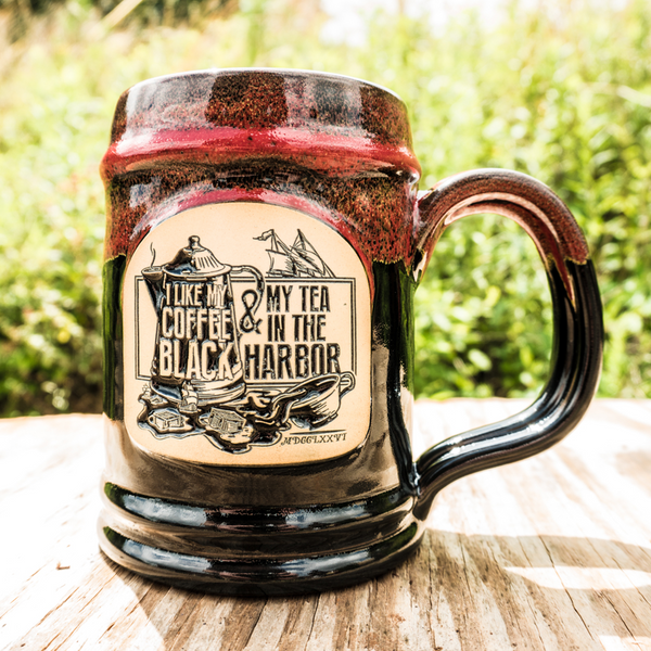 Tea In The Harbor Tankard