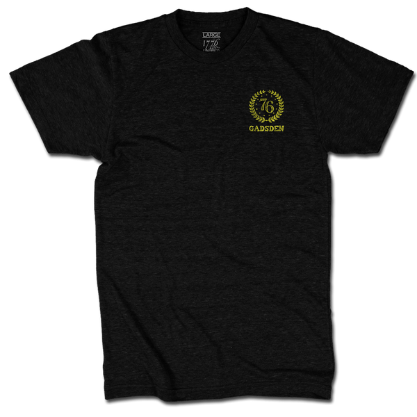 The Gadsden - Vintage Black
