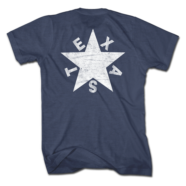 The Lone Star - Blue