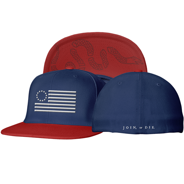 The Original Thirteen Flexfit - Hat - 1776 United