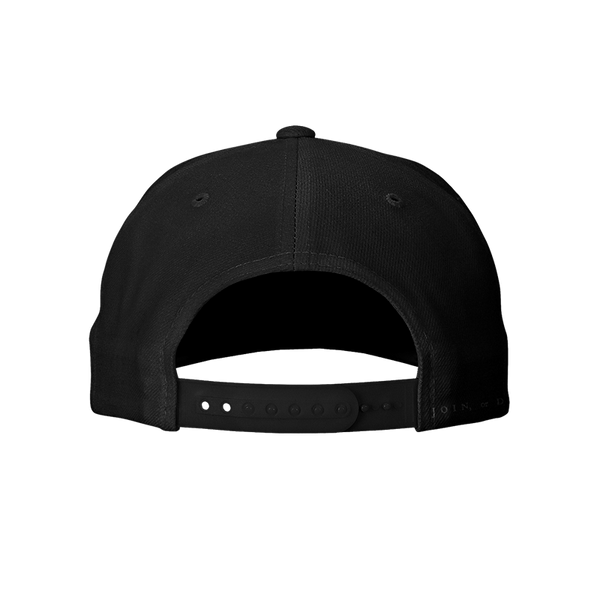 The Original Thirteen Snapback Blacked Out Edition - Hat - 1776 United