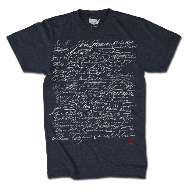 The Signers - Vintage Navy