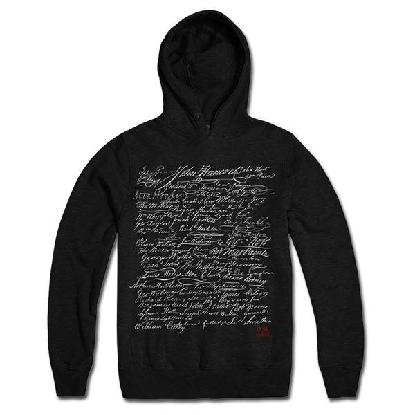 The Signers Lightweight Hoodie