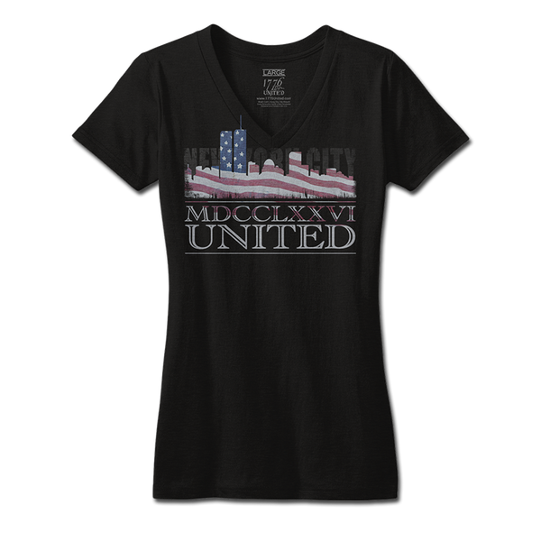 Twin Towers - Women's - Shirt - 1776 United