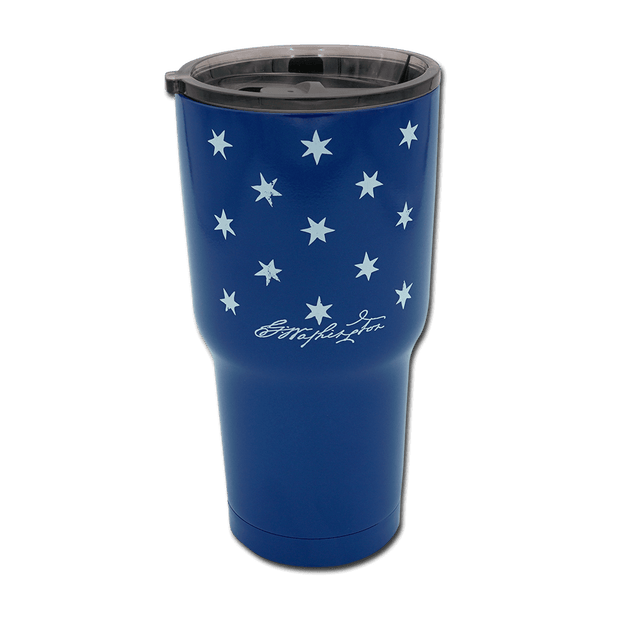 30 oz Tumbler - Washington HQ Flag