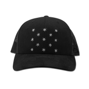 Washington HQ Flag Blacked Out Hat