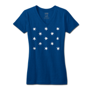 George Washington's HQ Flag - Women's - Shirt - 1776 United