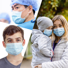 Load image into Gallery viewer, 50 x Disposable Surgical Mask - Type IIR (Non-Sterile)
